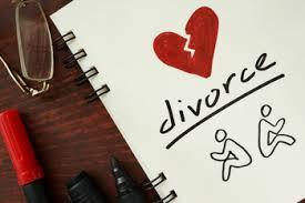 DIVORCE : RECOUVREMENT