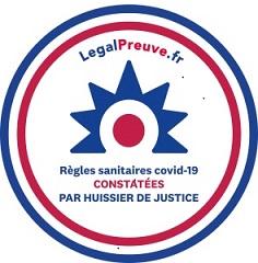 CONSTAT PROLONGATION OU REPRISE D'ACTIVITES - LA SIGNATURE LEGALPREUVE